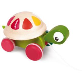 Janod Zigolos - Trekfiguur schildpad