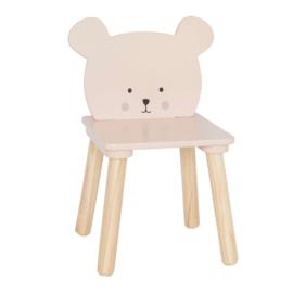 Jabadabado Houten stoel Teddy