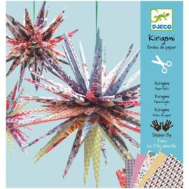 DJECO - Kirigami Papieren sterren