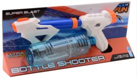 Johntoy - Waterpistool Aqua Fun Bottle Shooter: 54 cm