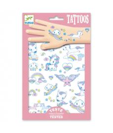 DJECO - Tattoos Unicorns