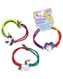 Stemmingsarmband Unicorn