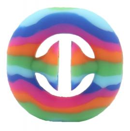 Pop it - Snapper - Rainbow diverse modellen