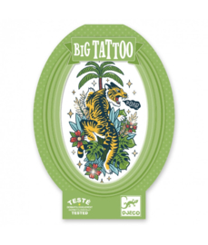 DJECO - Tattoos Tijger
