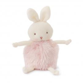Bunnies By The Bay - Roly Poly knuffel  konijn roze