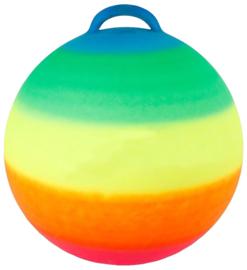 Skippybal Regenboog 50 cm
