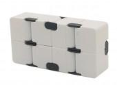 Fidget Infinity Cube - Grijs