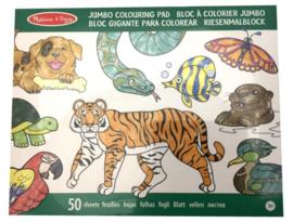 Jumbo kleurboek