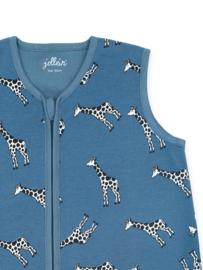 Jollein - Baby Slaapzak Giraffe - Zomer - Jeans Blue