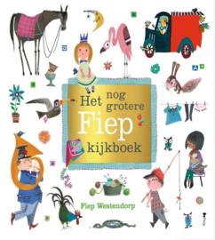 Kartonboek - Het nog grotere Fiep kijkboek