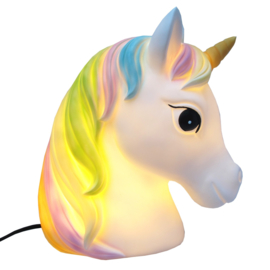 Candypop unicorn lamp