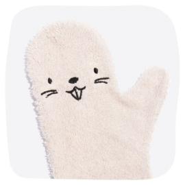 Baby Shower Glove™ Pink Beaver