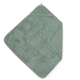 Badjas, badcape en washand