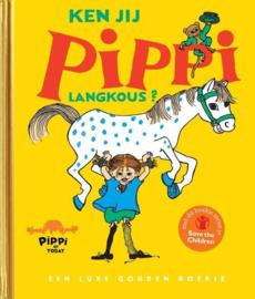 Gouden Boekje - Ken jij Pipo Langkous?