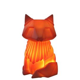 Led  lampje origami Vos