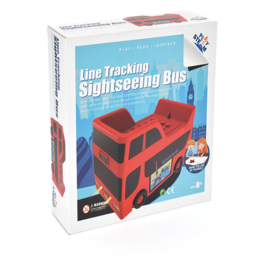 PlaySTEAM – Line Tracking Sightseeing Bus