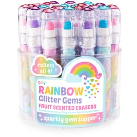 Ooly - Regenboog Gummen met geur