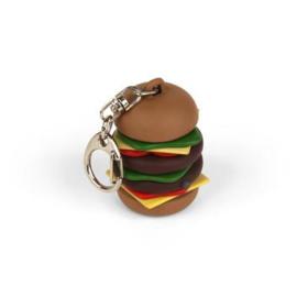Burger sleutelhanger