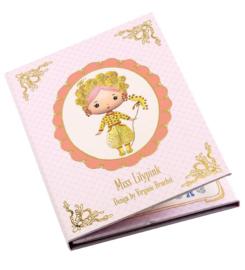 Djeco - Miss Lilyfee boekje met herbruikbare stickers