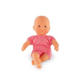 Corolle mini babypop roze