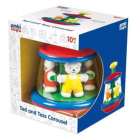 Ambi toys Ted and Tess Carousel