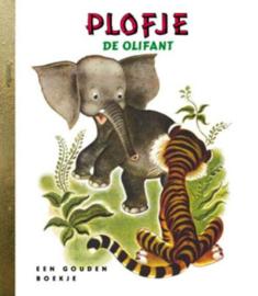 Gouden Boekje - Plofje de olifant