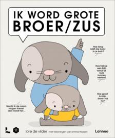 Informatief boek - Ik word grote broer/zus