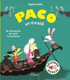 Geluidenboek PACO en Vivaldi