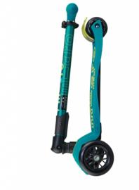Maxi Micro deluxe inklapbaar petrol green