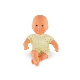 Corolle mini babypop geel