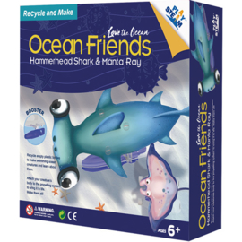 PlaySTEAM - Hammerhead Shark & Manta Ray