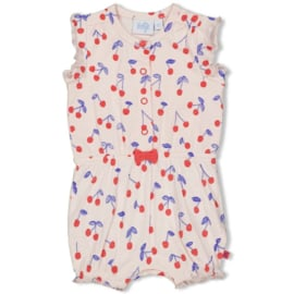 Feetje - Playsuit - Cherry Sweetness