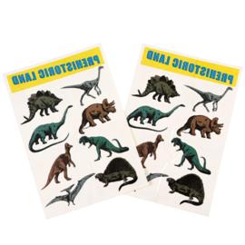 Tatoeage Dinosaurussen