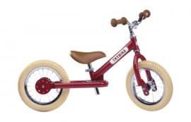 Trybike vintage red 2-wieler