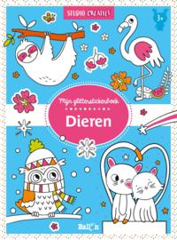 Mijn glitterstickerboek - Dieren