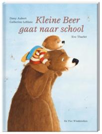 Prentenboek - Kleine beer gaat naar school
