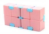 Fidget Infinity Cube - Pink