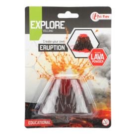 Explore Vulkaanuitbarsting