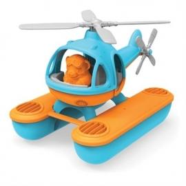 Greentoys Seacopter blauw / oranje
