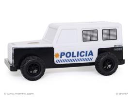 LED nachtlamp politie auto