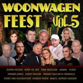 Various - Woonwagen Feest vol. 5 | CD