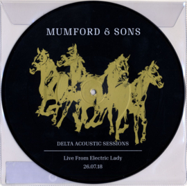 "Mumford & Sons - Delta acoustic sessions | 10"" E.P.  Picture disc"