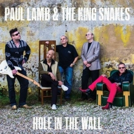 Paul Lamb & the king snakes- Hole in the wall | CD