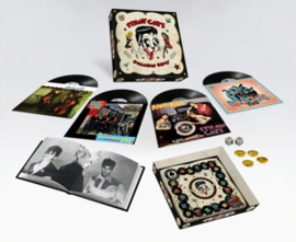 Stray Cats - Runaway Boys |  4LP+Book+Board Game 40th Anniversary Deluxe Boxset,