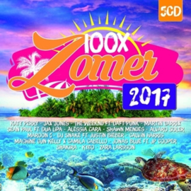 Various - 100X zomer 2017 | 5CD