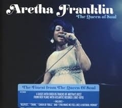 Aretha Franklin - Queen of soul | 4CD