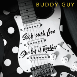 "Buddy Guy - Sick with love| 10"" vinyl single"