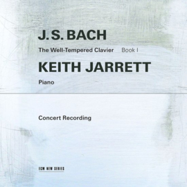 Keith Jarrett - The well-tempered Clavier book 1 | CD