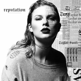 Taylor Swift - Reputation   CD