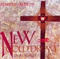 Simple Minds - New gold dream (81/82/83/84) | CD